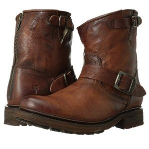 5c31e22ebab Frye · New Frye valerie shearling boots size 8.5 nib  428